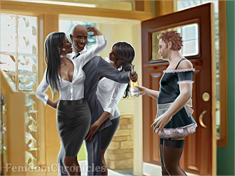 Maids Of The World Have You Ever Been In This Situation