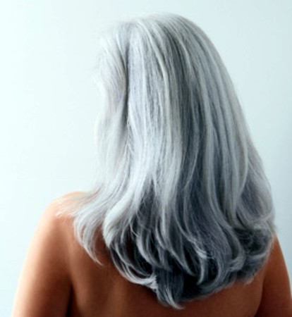 Keeping Grey Hair Color Grey | Hair Coloring Ideas