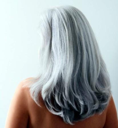 Keeping Grey Hair Color Grey | Hair Coloring Ideas