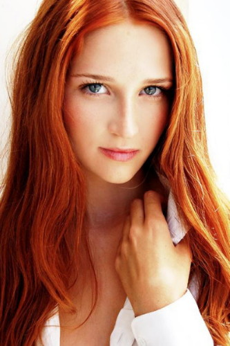 Beautiful Redhead Gals: Hair Color Corner: The Redheads