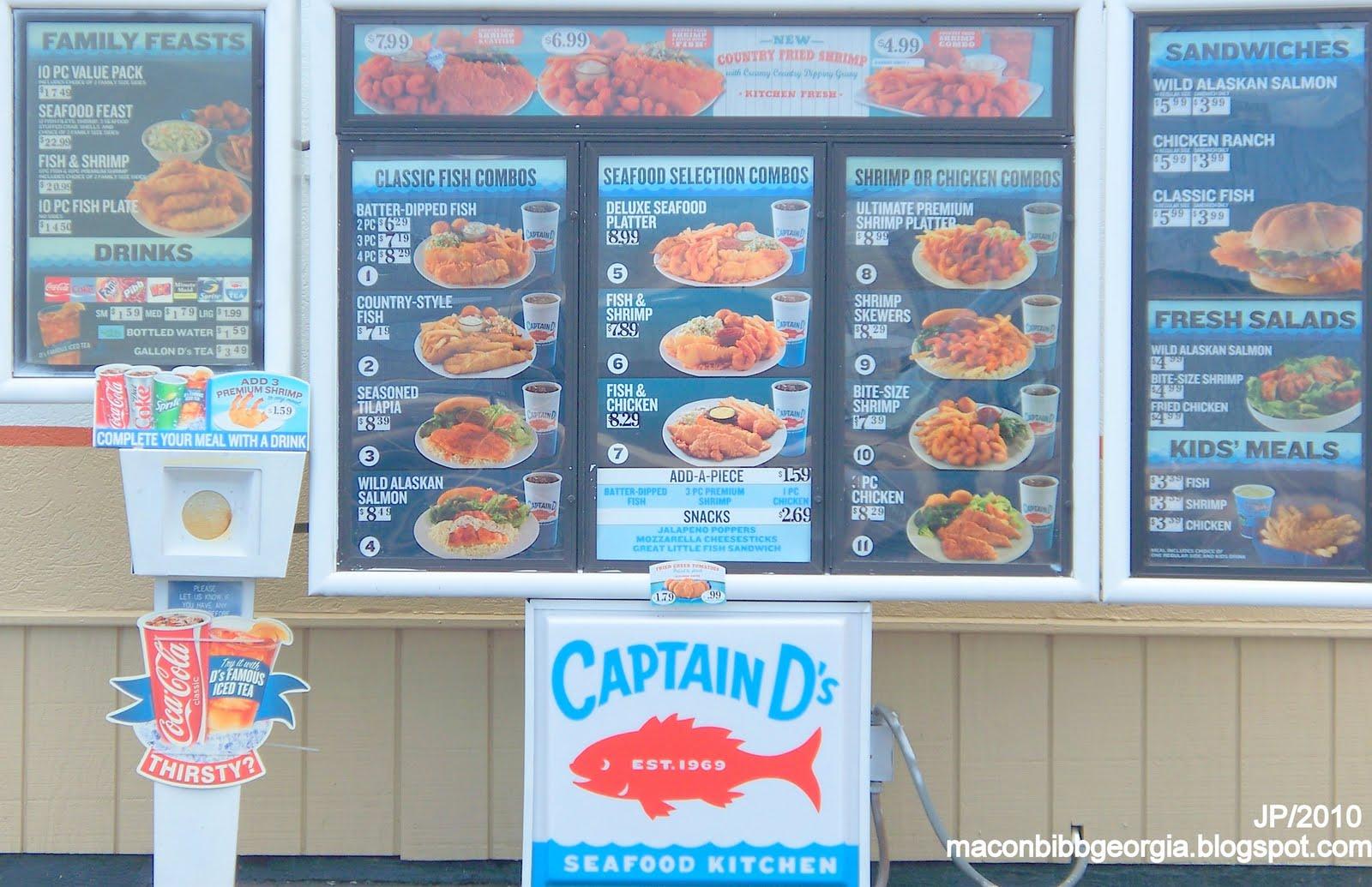 Captain John S Restaurant