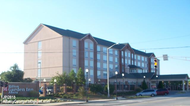Albany Georgia Dougherty Restaurant Bank Hotel Attorney Dr