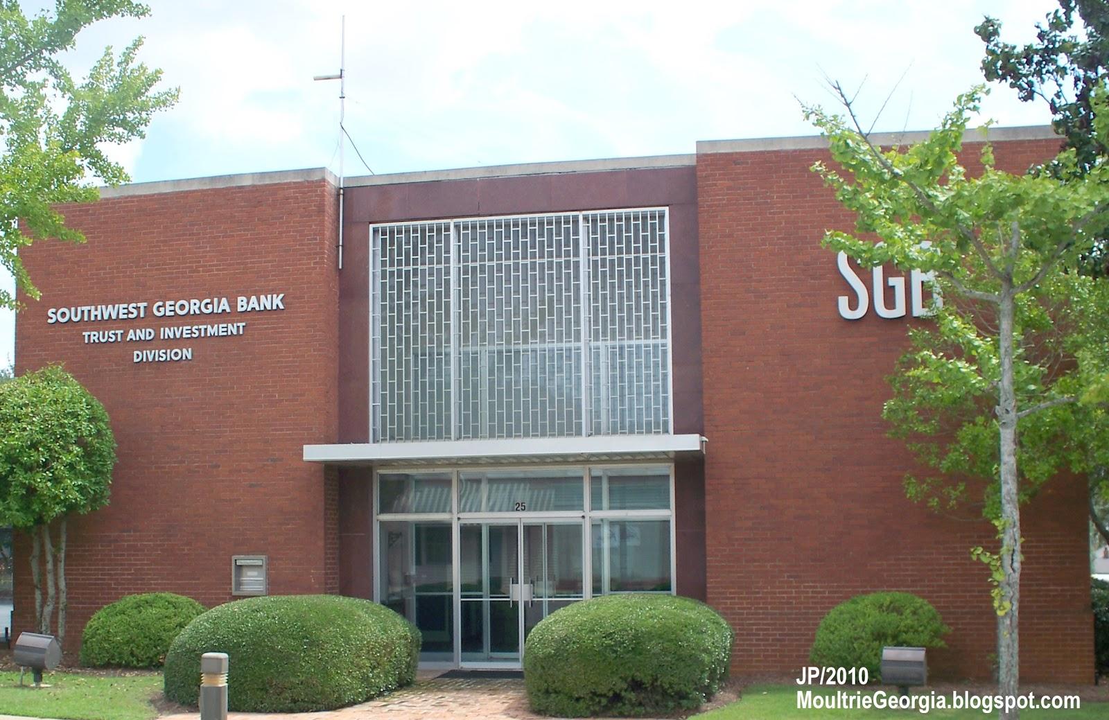 southwest georgia bank moultrie georgia