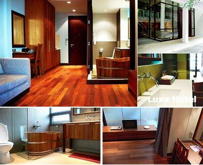Luxx Boutique Hotel - Bangkok, Thailand