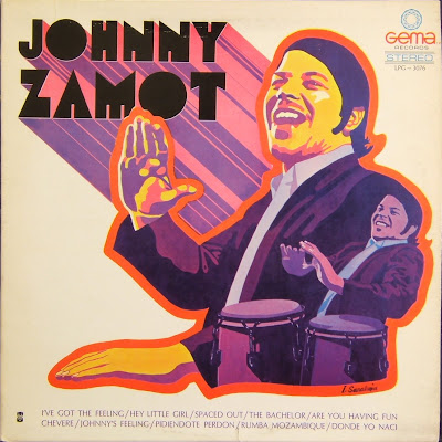 Latin Vinyl Junkie Lvj Johnny Zamot And His Orchestra