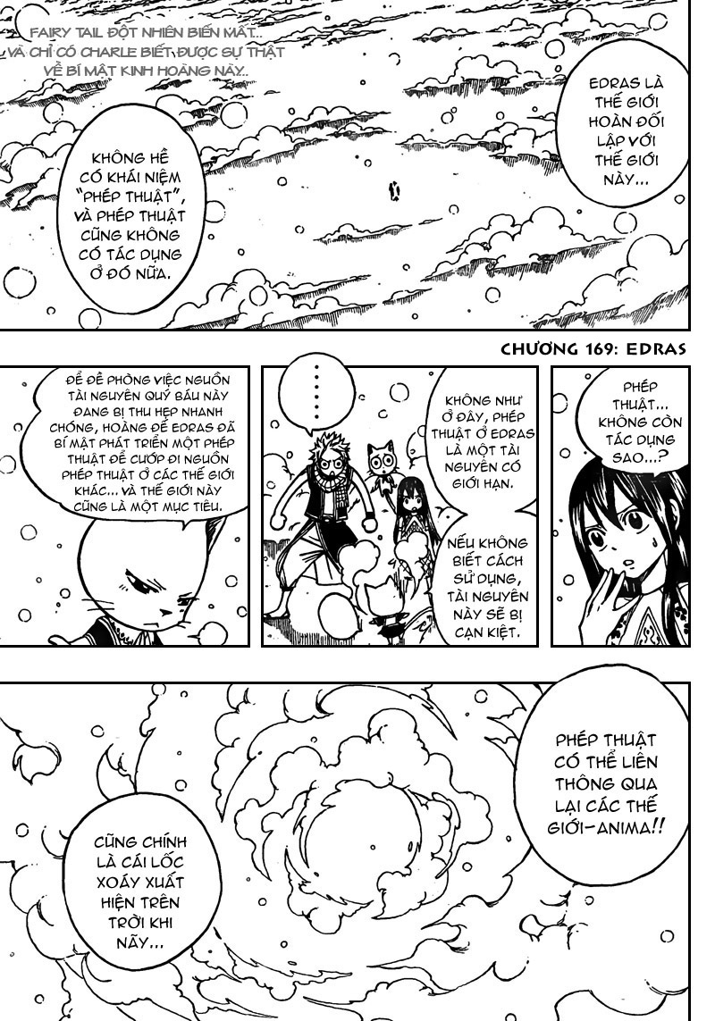 Fairy Tail Chap 169