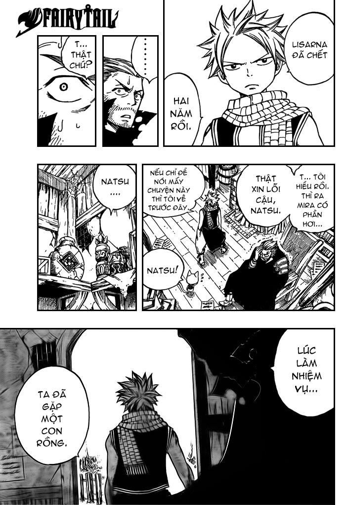 Fairy Tail Chap 166