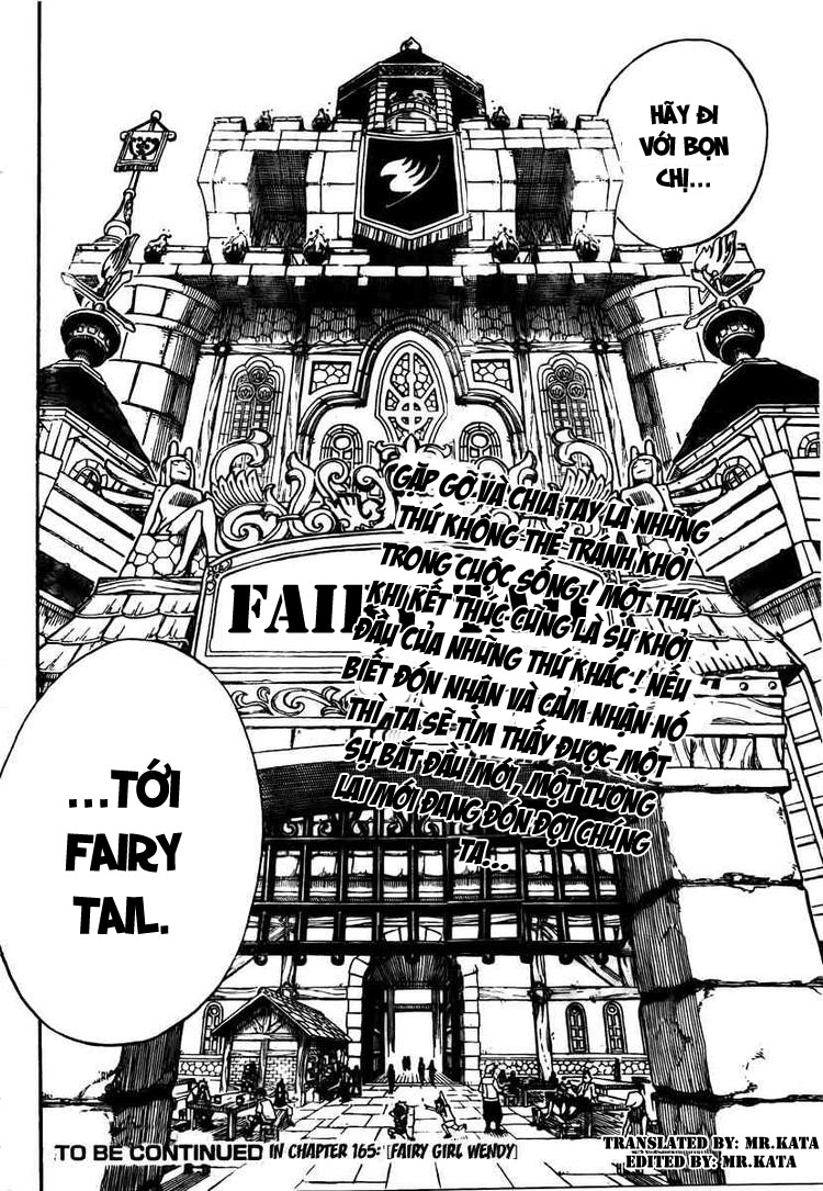 Fairy Tail Chap 164