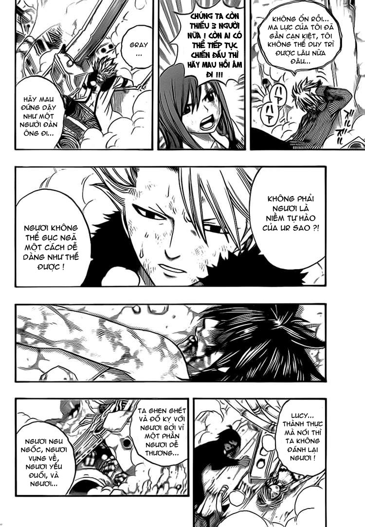 Fairy Tail Chap 158