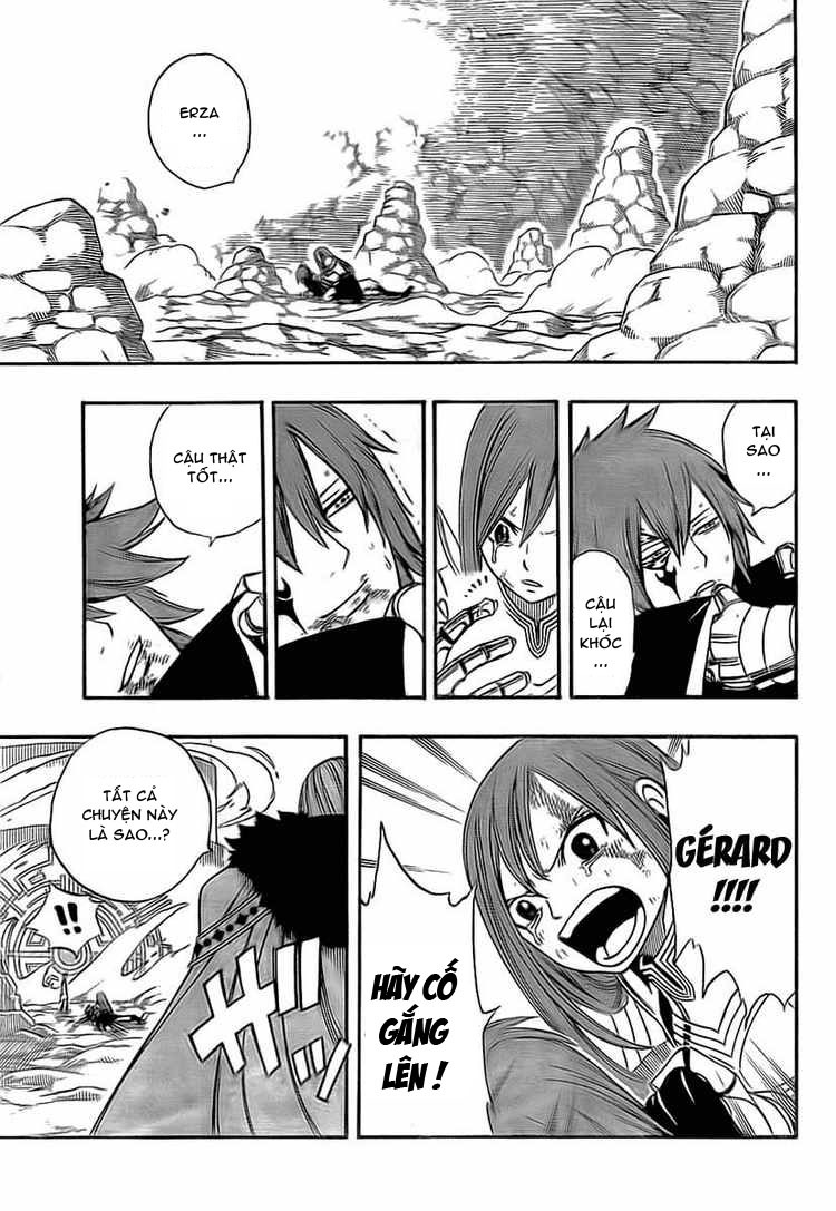 Fairy Tail Chap 147