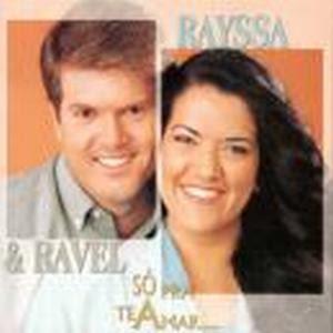 Rayssa e Ravel - Só Pra Te Amar (playback) 2002