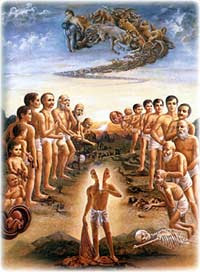 HinduismHindu Reincarnation Cycle