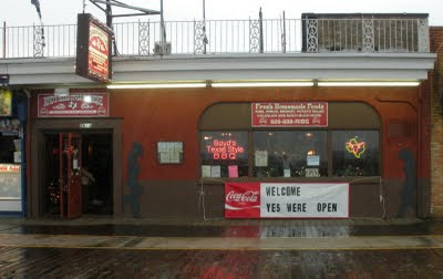 Boyd's Texas Style Barbecue Restaurant in Wildwood