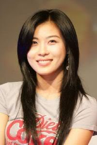 Ha Ji Won - did she get plastic surgery? (image hosted by http://www.michelle-chin.com)