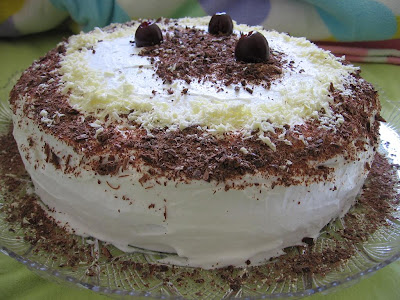 Black Forest Cake / The World Wide Gourmet - Flavor of Germany ...