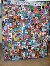 A Donated Quilt