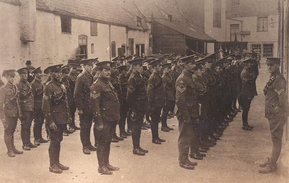 World War 1 Veterans 1914 1918 1756 Cpl Henry Thirlby