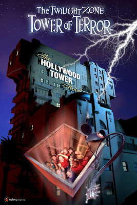 Disney And More The Twilight Zone Tower Of Terror Behind The Scenes
