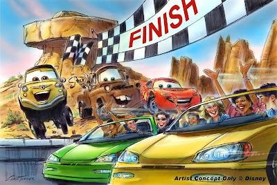 [Disney California Adventure] Cars Land (15 juin 2012) Cars