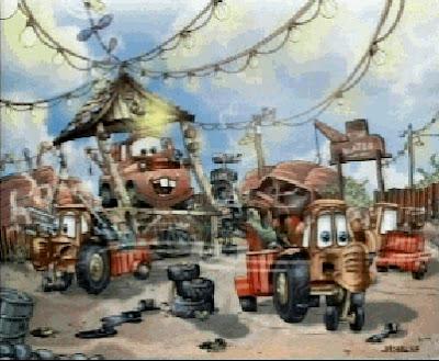 [Disney California Adventure] Cars Land (15 juin 2012) Mater%27s+towing