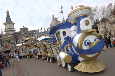 Image result for dlp 15th anniversary train