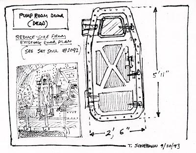 Tribute To Tom Scherman Part One Making likewise  on delaney door s