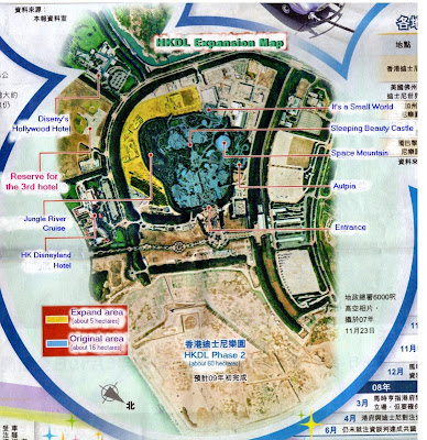 hong kong disneyland park map pdf