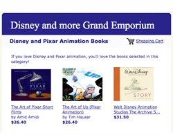 Disney and more Grand Emporium