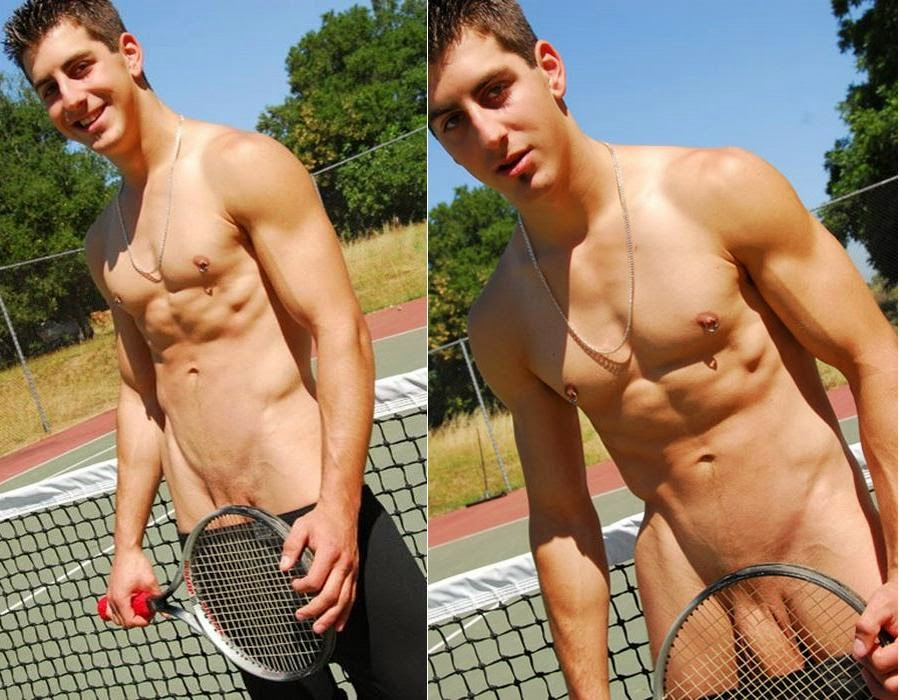Male Tennis Players Nude