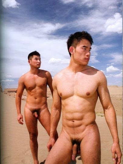 Asian Hot Male Nude