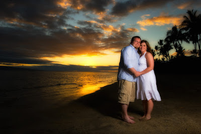 maui wedding planners hawaii beach weddings photographers trash the dress portraits sunset