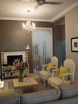 hiasan dalaman apartment konsep moden | desainrumahid