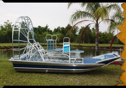 Diamondback Airboats | SeaDek Marine Products