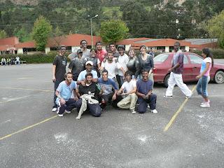 Grupo Virgen de las Mercedes - Pasto