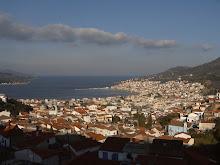 La capital Samos.