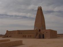 Un edifici de la val d'Zab. Gardahia