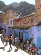Mercat a Chaouen. Nord Marroc