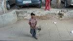 Boy in India
