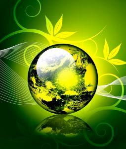 Resultado de imagem para planeta verde