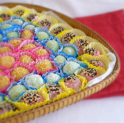 Daifuku Cakes