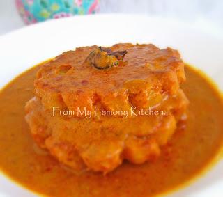 Nyonya Pajeri Nenas/ Pineapple Curry