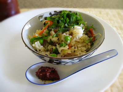 Simple Thai Fried Rice