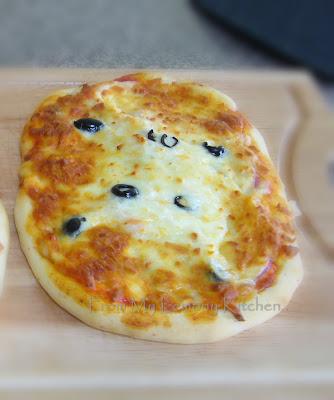 Janelle's Quick Pizza dough