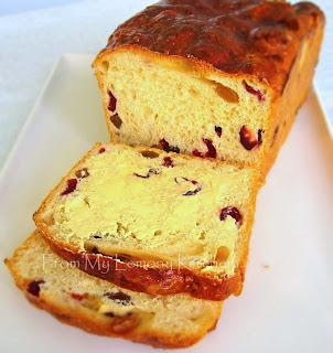Craisins Bread