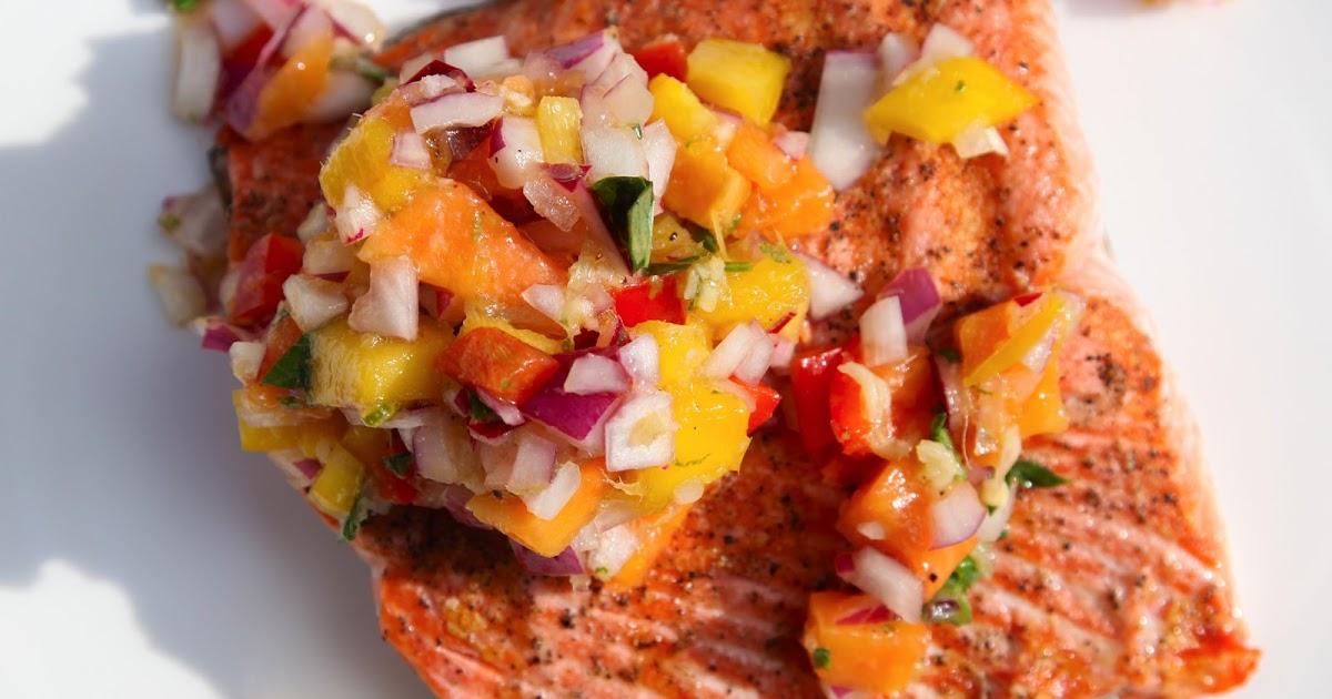 Mango Papaya Salsa Recipe Food Network