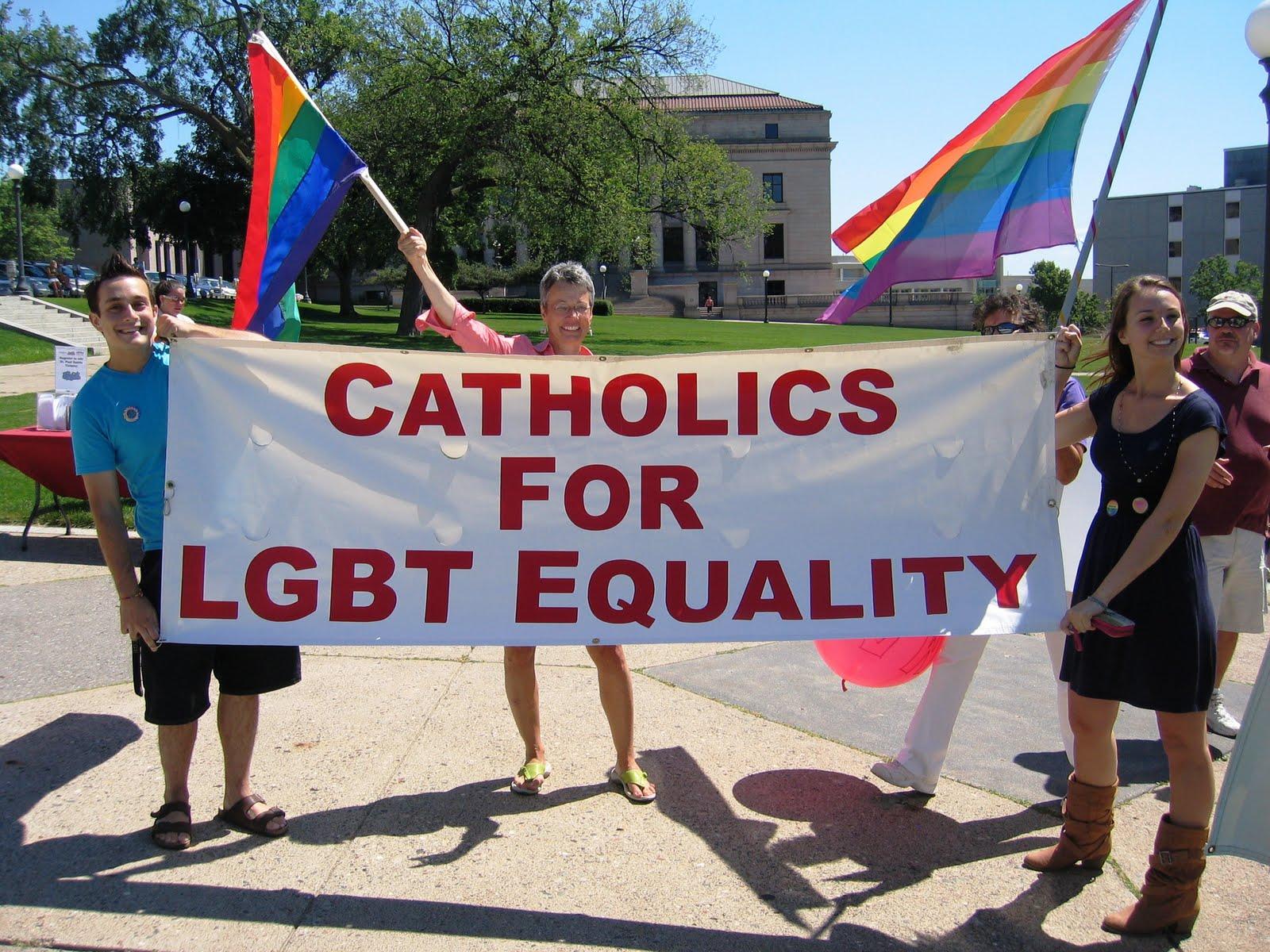 Catholics Against Gay Marriage 109
