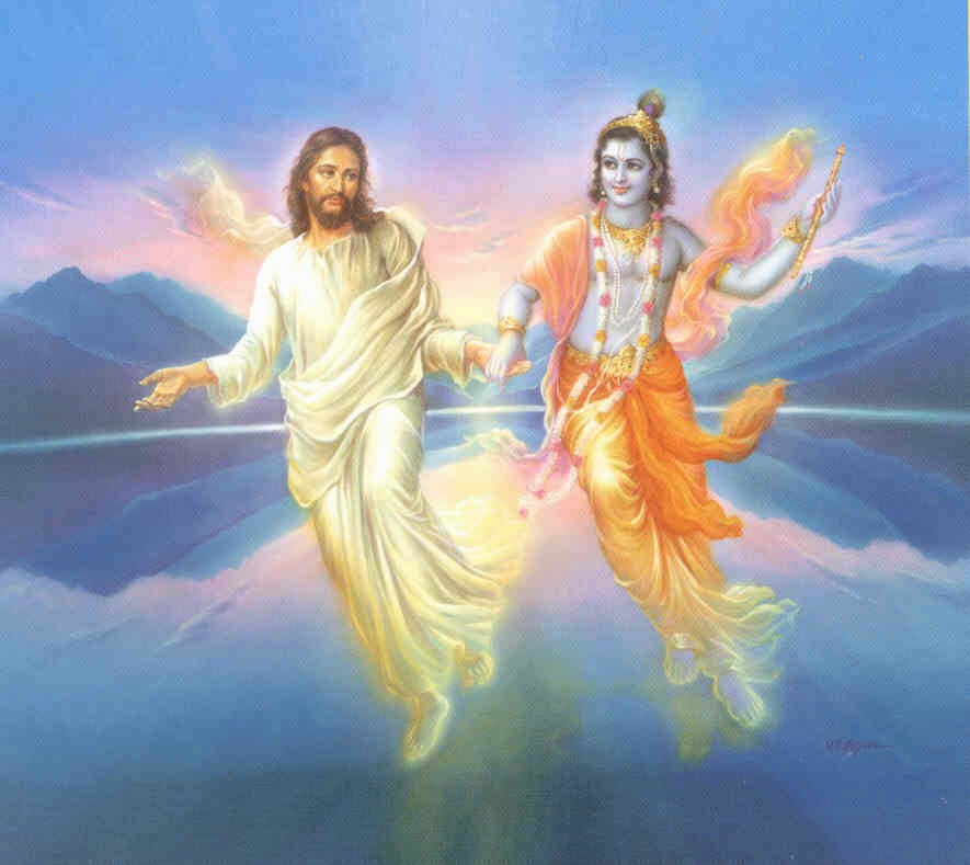 relationship between jesus and lord shiva