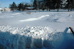 Dec 2010 Bumpy blown snow