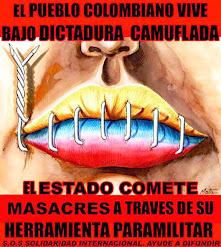 ¡ VIVA COLOMBIA LIBRE !