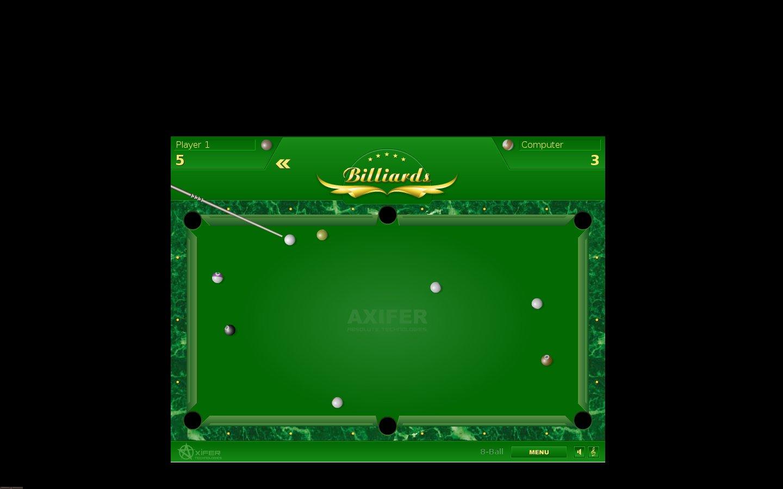 Jogar billiards online
